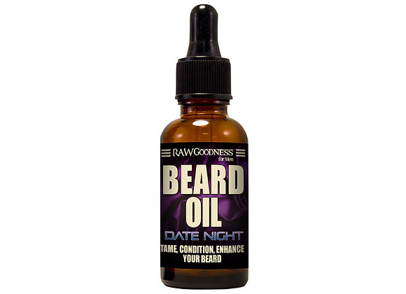 RG Beard Oil Date Night