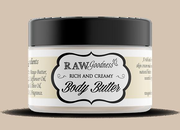 Body Butter 4 oz