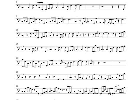 "Bass Transcription: Jim Fielder - ""Hi-De-Ho"""