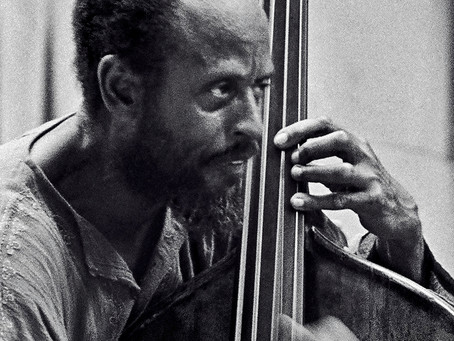 Percy Heath Bass Transcription - But Not For Me