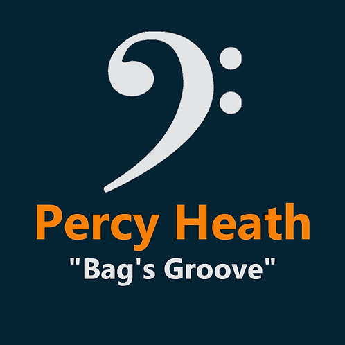 Percy Heath - Bag's Groove - 12 Pages