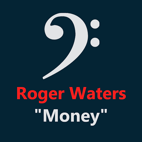 Roger Waters - Money - 4 Pages