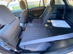 Sport Shape Front Seats -inc: 6-way power adjustable driver's seat w/manual lumbar support and manua