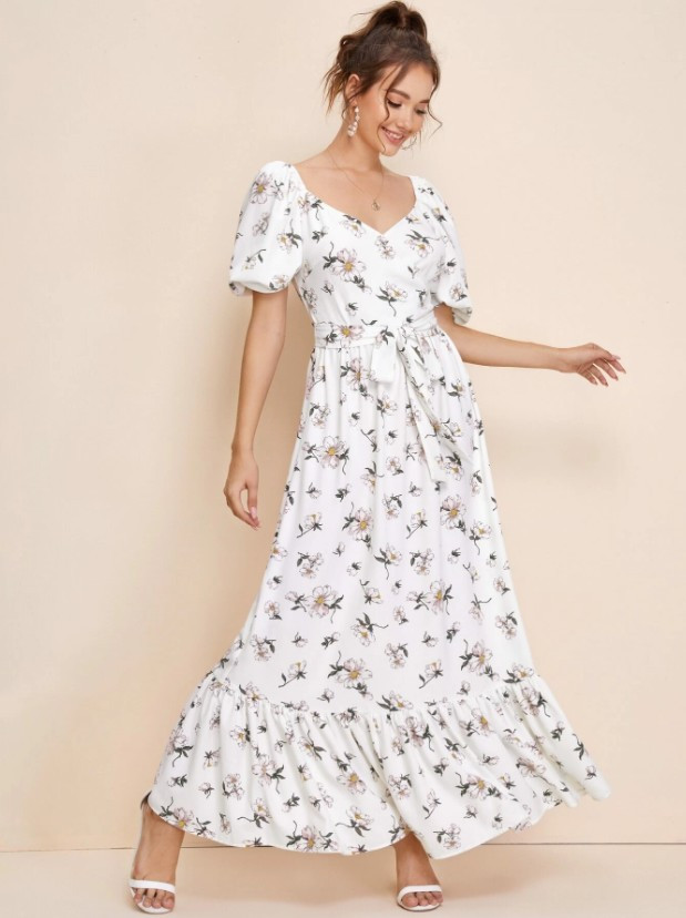 Floral Maxi Dress - Client Wardrobe.jpg