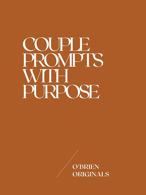 Couples Prompts with Purpose