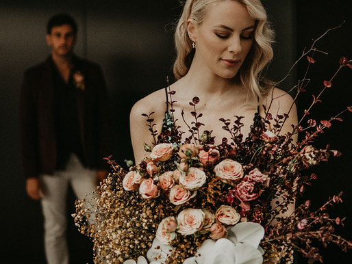 Don't Make Your Wedding Bouquet an After Thought