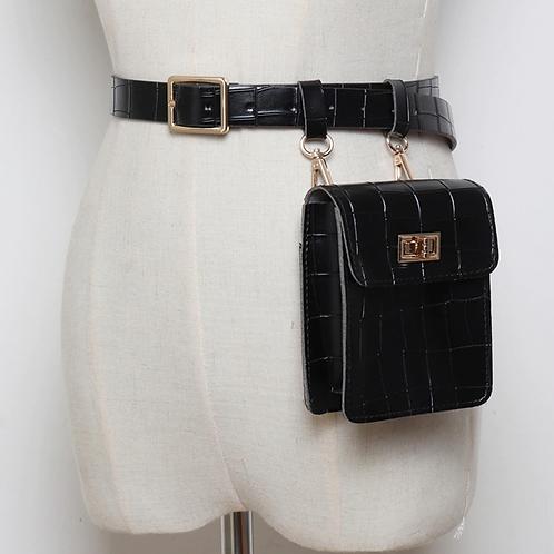Dahlia Waist Belt Bag