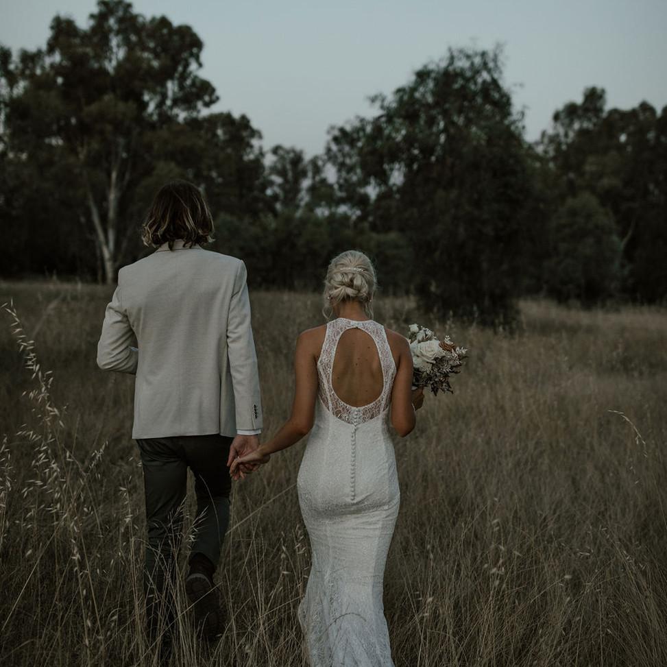 Hayley and Kyle - Perth Wedding