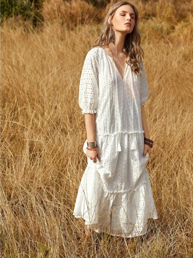 Boho hite Dress - Client Wardrobe.jpg