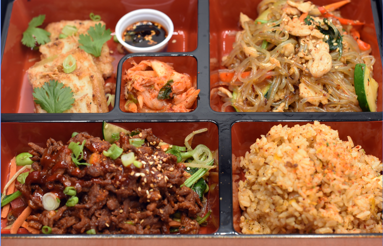 Spicy Korean Beef & Spicy Noodle