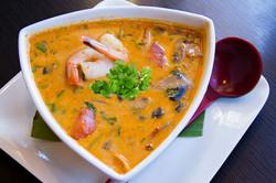 Tom Kha Soup