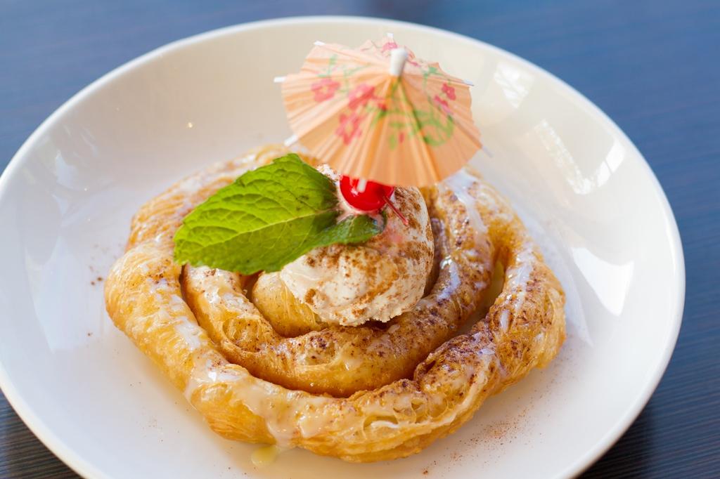 Cinnamon Pastry Swirl
