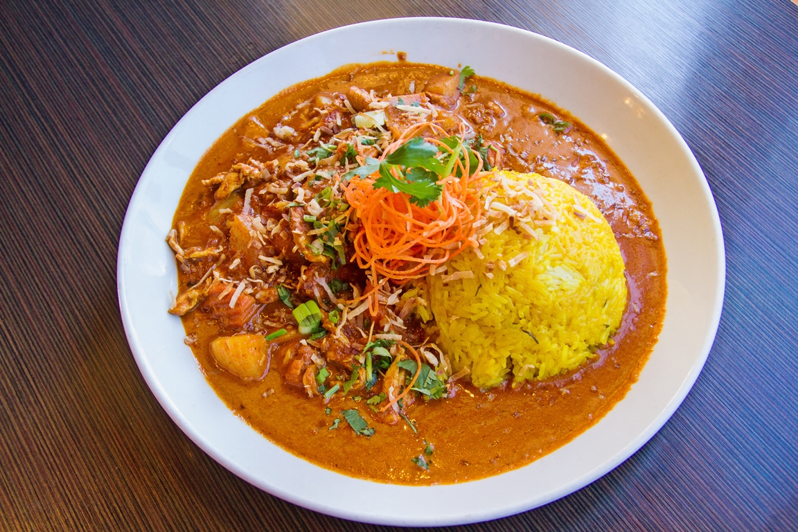 Southern Yellow Rice Curry