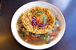 Pan Fried Noodle