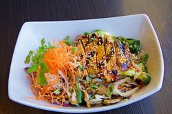 Grill Chicken Teriyaki Bowl