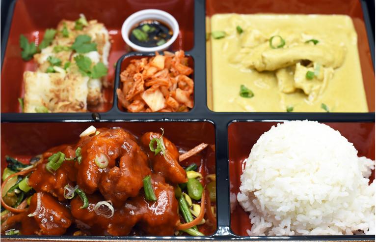Wave Racha & Japanese Curry