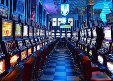 Situs permainan slot online terakhir, terbaik dan andal