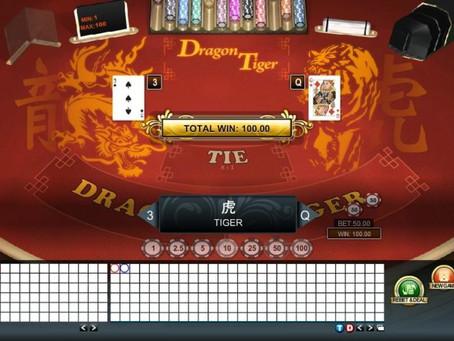 Tips strategi game Dragon Tiger Casino perjudian online