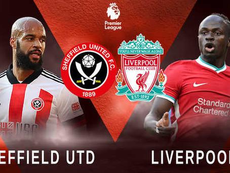 Prediksi Liga Inggris Sheffield United Vs Liverpool: Bakal Menang Gak Nih?