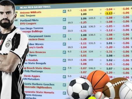 Taruhan Bola dan Cara Menghitung Odds