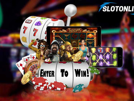 Beberapa Hal Yang Harus Anda Ketahui Tentang Slot Online