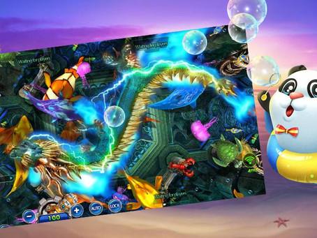 Game judi menembak ikan online mudah dimainkan
