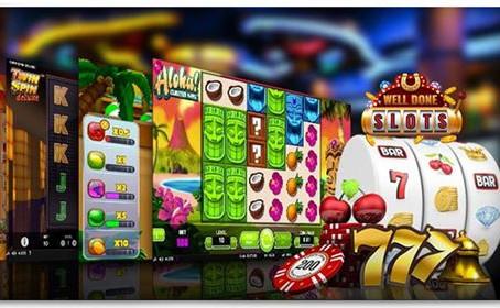 7 game slot online online terbaik dan terbaru dari Microgaming