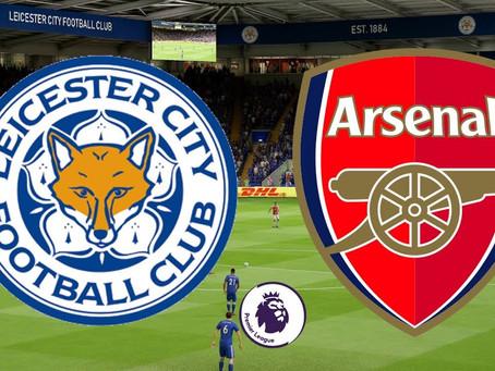 Prediksi Liga Inggris Leicester City Vs Arsenal: Kerja Keras Demi 3 Poin