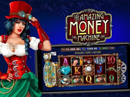 PRAGMATIC PLAY BERSIAP UNTUK KEMENANGAN BESAR DI AMAZING MONEY MACHINE