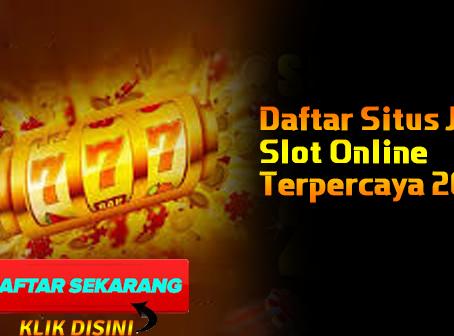 Tips Terbaik Bermain Judi Slot Online