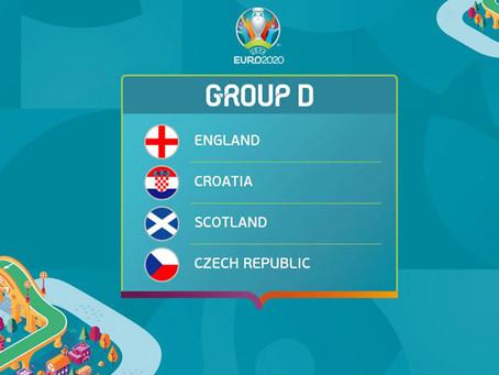 Hitung-hitungan Kelolosan Grup D Euro 2020: 4 Tim Masih Berpeluang, Timnas Inggris Belum Aman