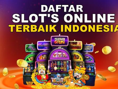 Dafftar Situs Judi Slot Online Terbaik & Terpercaya 2020 PLAYERS99 GAMING