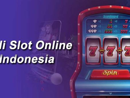 Menentukan Jenis Game Slot Online