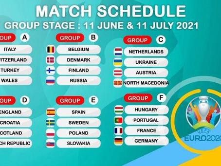 Daftar Tim yang Memastikan Lolos ke 16 Besar Euro 2021: 3 Negara, Siapa Menyusul?