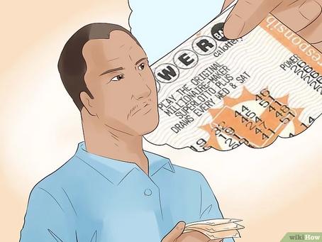 Cara Memperbesar Peluang Menang Lotre