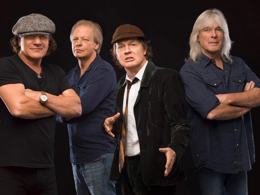 """Yeni AC/DC Albümü """"Power Up"""" Yayında!"""