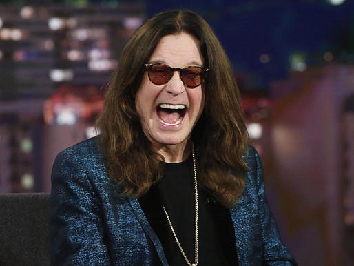 Ozzy Osbourne Yeni Albümünün Yarısını Tamamladı!