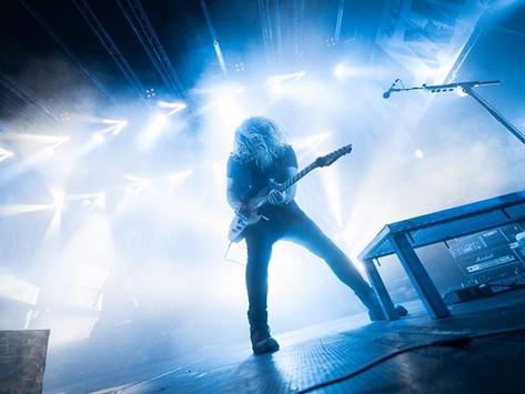 Beyond The Black Gitaristi Chris Hermsdörfer Röportajı!