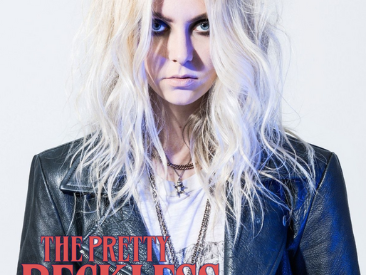 "YENİ THE PRETTY RECKLESS ALBÜMÜ ""DEATH BY ROCK AND ROLL'' YAYINLANDI!"