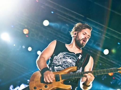 Within Temptation Gitaristi Stefan Helleblad Sorularımızı Yanıtladı!