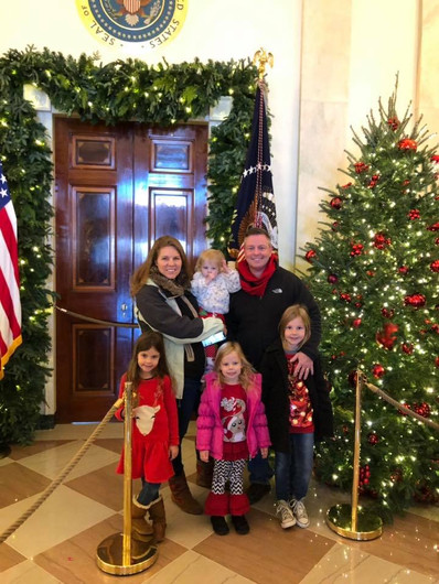 Christmas at the White House 2018