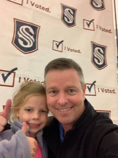 Voting in Southlake