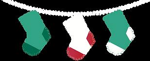 Row of Stockings