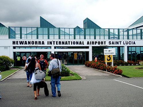 Hewanorra International Airport Transfer