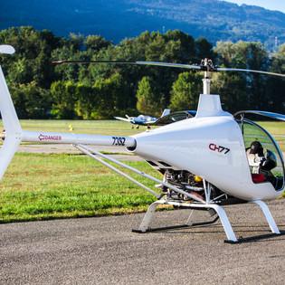 Hélicoptère Ranabot