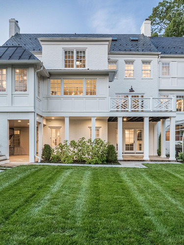 Luxury Real Estate and architecture photo at 5304 Sunset Lane in Bethesda, MD