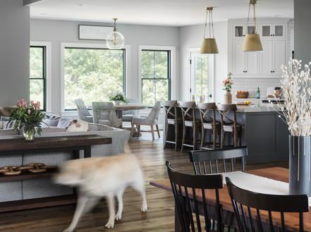 architectural photography, interior design, leonardtown, maryland. Modern farmhouse residential architecture