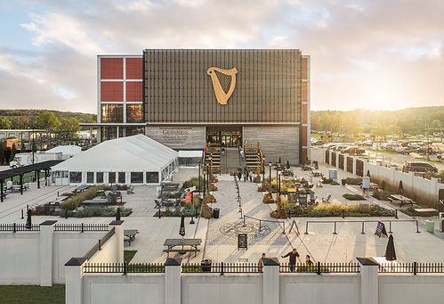 Commercial_Building_Guinness_Brewery_Baltimore_MD_GoldenHour_Commercial_Architecture