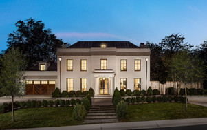 Luxury Custom Home in Chevy Chase Maryla