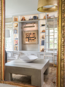 architectural and interior design photo: beautiful library, bethesda, maryland